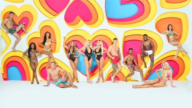 The new series of Love Island has twelve new islanders (Credit: ITV)