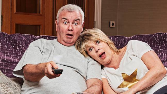 Eamonn and Ruth will be back (Credit: Channel 4)