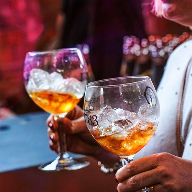The gin and rum festival is in London in October (Credit: Fever/ Gin and Rum Festival)
