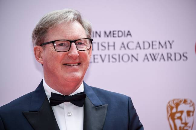 Adrian Dunbar would love to be Hastings again (Credit: PA Images)