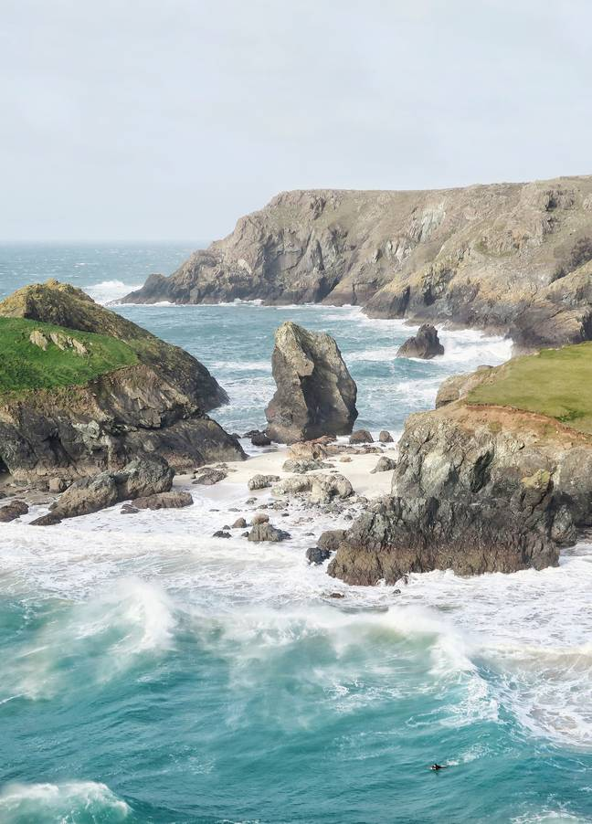 Keith and Liz had planned to go holidaying in Cornwall this year (Credit: Unsplash)