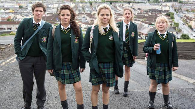 Derry Girls Season 3 will begin filming this year (Credit: Channel 4)