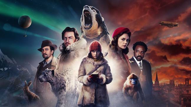 Season Two of 'His Dark Materials' is hitting screens next month (Credit: BBC)
