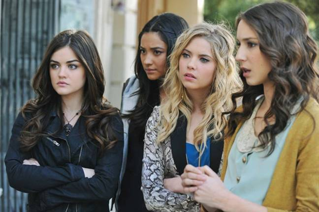 Anyone else getting 'Pretty Little Liars' vibes? (Credit: ABC)