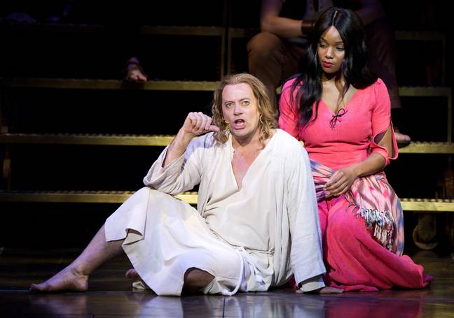 Jesus Christ Superstar will be the next show airing (Credit: PA)