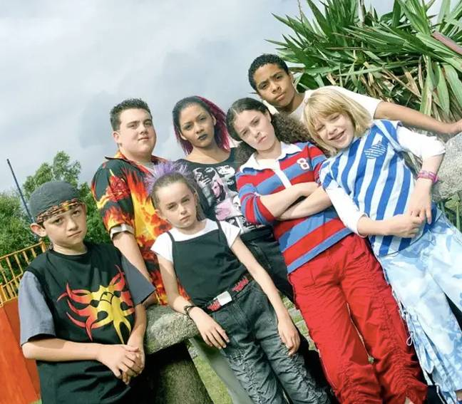 The original CBBC series made a star of Dani (Credit: BBC)
