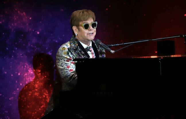 Sir Elton John will also be performing (Credit: PA)