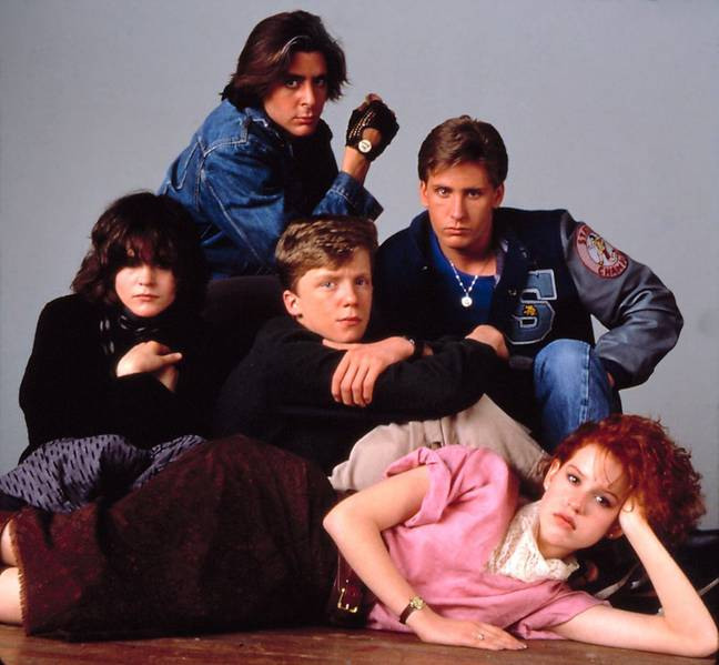 The movies form part of a number of classic John Hughes 80s movies landing on Netflix in April (Credit: Universal Pictures)