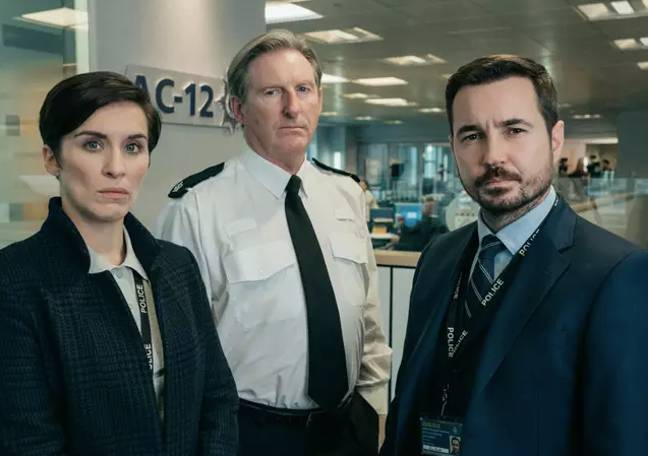 The cop drama is back for a sixth instalment (Credit: BBC)