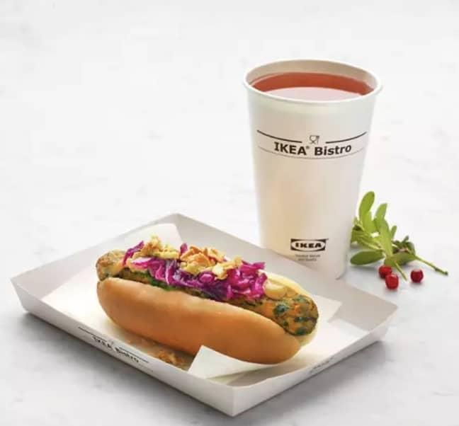 IKEA already has a huge veggie menu (Credit: IKEA)