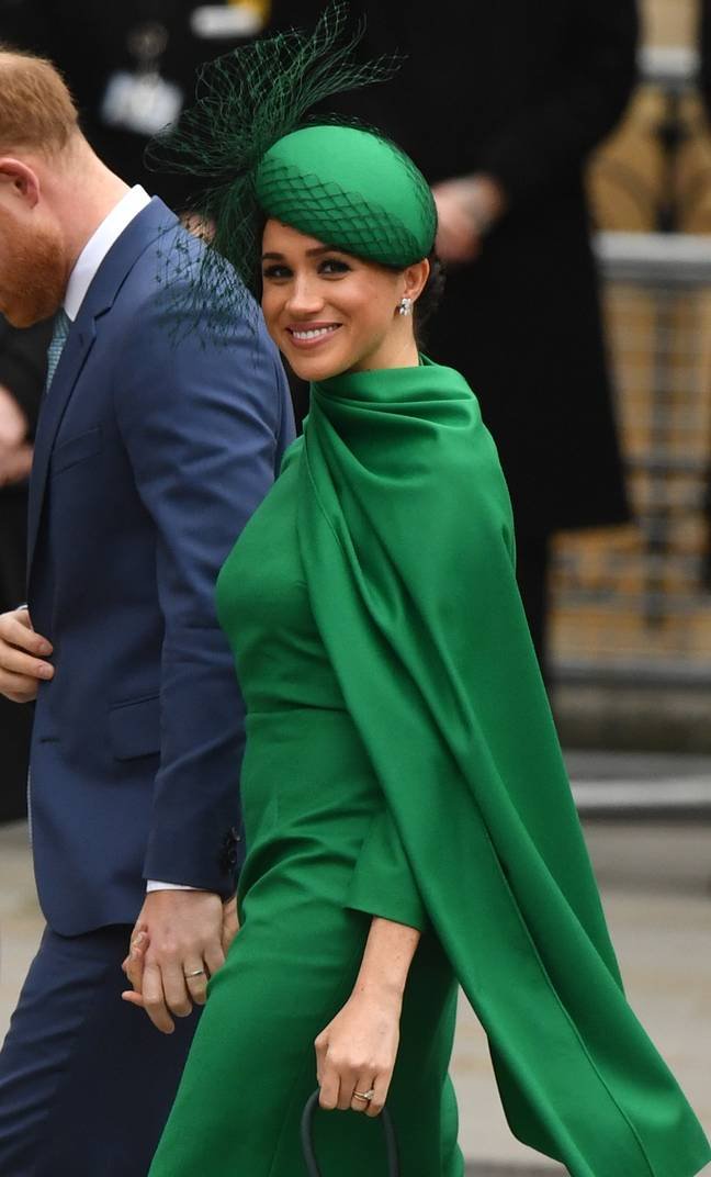 Meghan Markle has reportedly filed a complaint with ITV (Credit: PA)