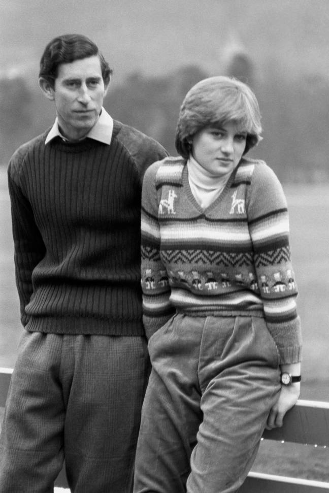 Season 5 will continue to focus on the relationship between Princess Diana and Charles (Credit: PA)