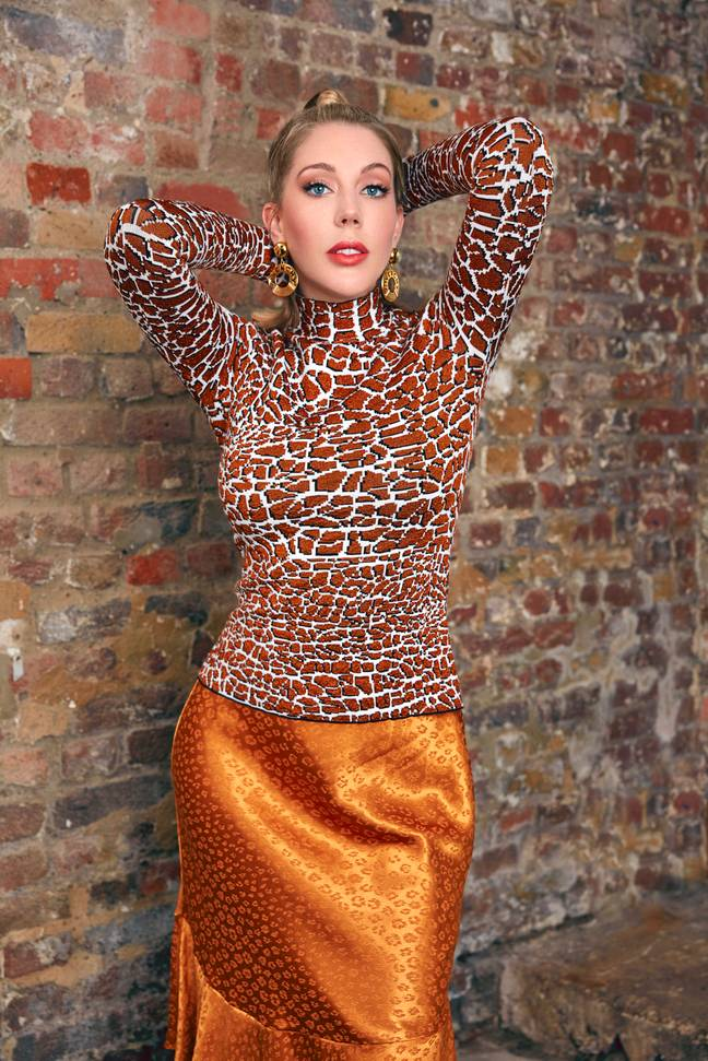 Katherine Ryan will host the new dating show (Credit: ITV)