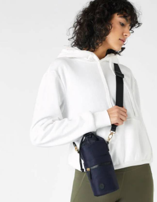 This bottle bag from Accessorize is waterproof (Credit: Accessorize)