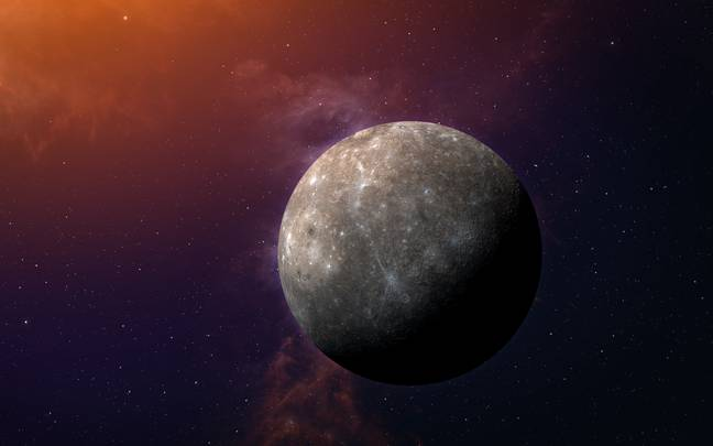 Mercury is going into retrograde for three weeks (Credit: Shutterstock)