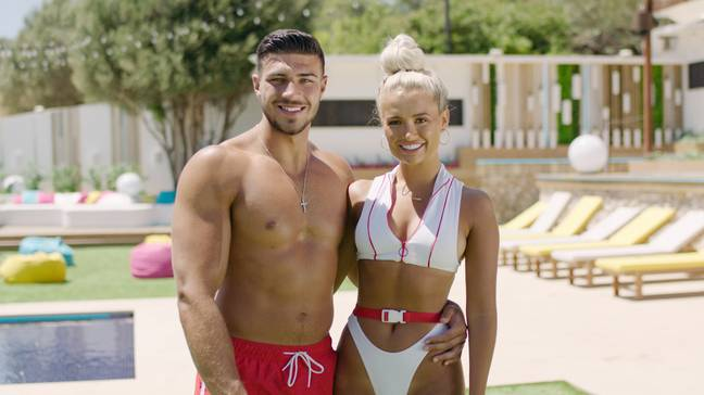 Tommy and Molly-Mae were bookies' favourite (Credit: ITV2)