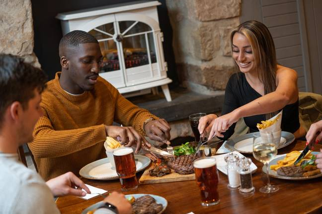 Greene King's Pub & Grill is on the hunt for a professional Grill Seeker (Credit: Greene King's Pubs & Grill)