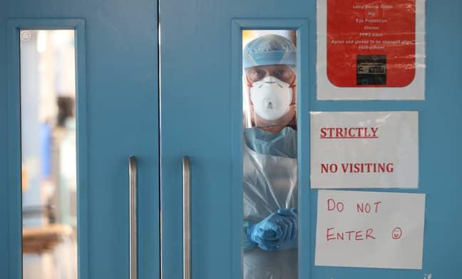 The coronavirus pandemic has worsened over the last few weeks (Credit: PA)