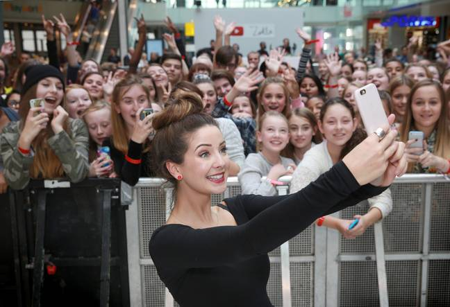 Zoella has been popular amongst young girls and teens (Credit: PA Images)