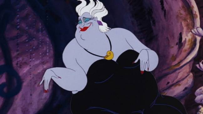 This is one for all the Disney villain fans (Credit: The Little Mermaid/ Disney)