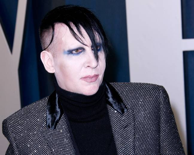 Manson has been accused of abuse by as many as 10 women in the last week (Credit: PA)