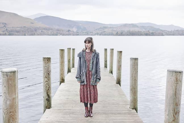 Katherine Kelly stars as schoolteacher Sally (Credit: ITV)