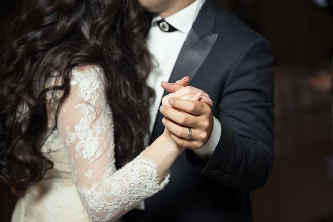 Weddings are currently restricted to just 30 guests (Credit: Unsplash)