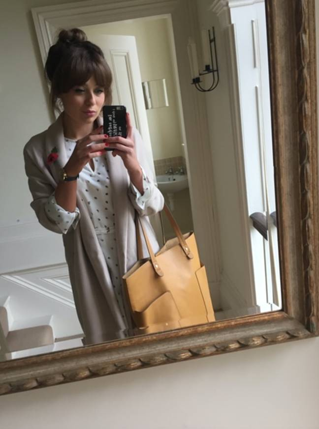 I 'splurged' on this bag - and it lasted me ages (Credit: Lucy Devine)