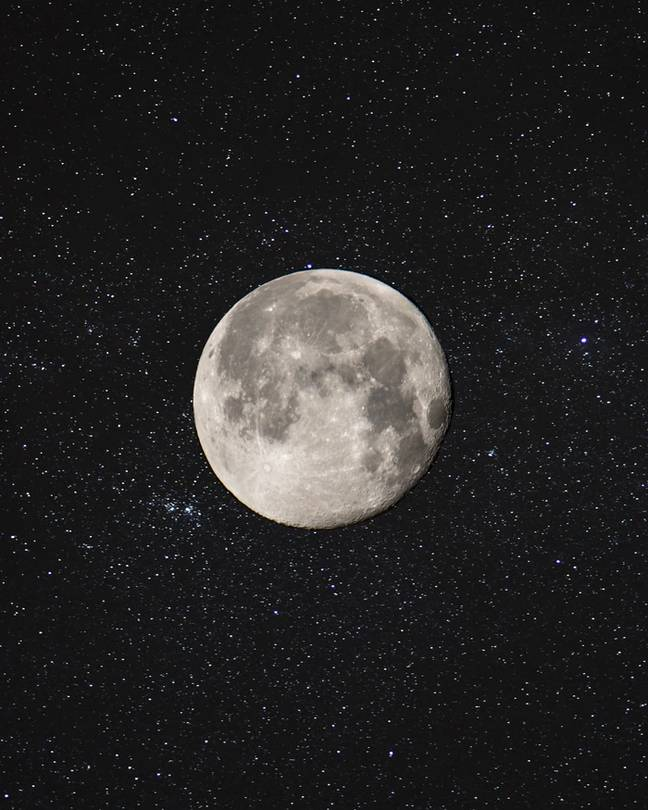 The Worm Moon will be lighting up the sky (Credit: Unsplash)