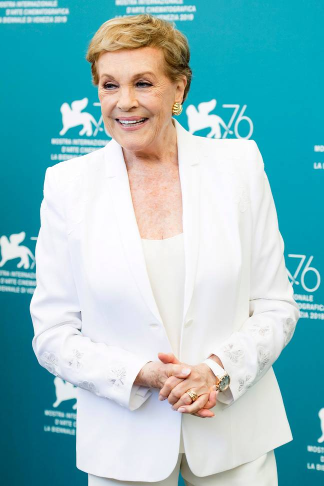 Julie Andrews is set to appear (Credit: PA)