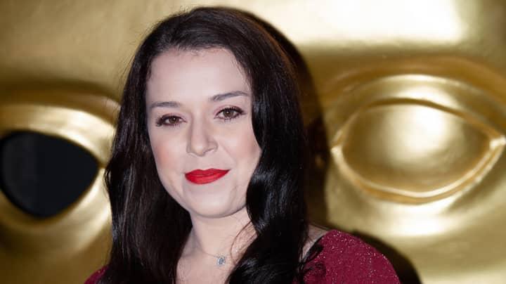Tracy Beaker's Dani Harmer Hits Back At Vile Trolls Commenting On Lockdown Weight Gain