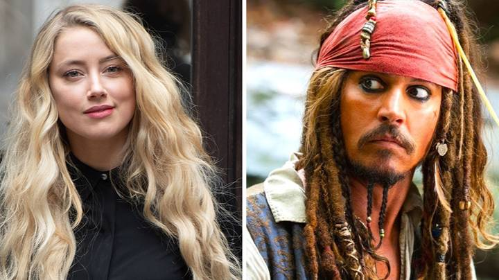 Amber Heard Reportedly 'In Talks' To Star In Pirates Of The Caribbean Reboot