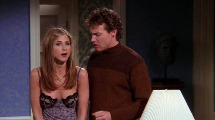 'Friends' Fans Spot Creepy Detail In 'The One With Rachel's New Dress'