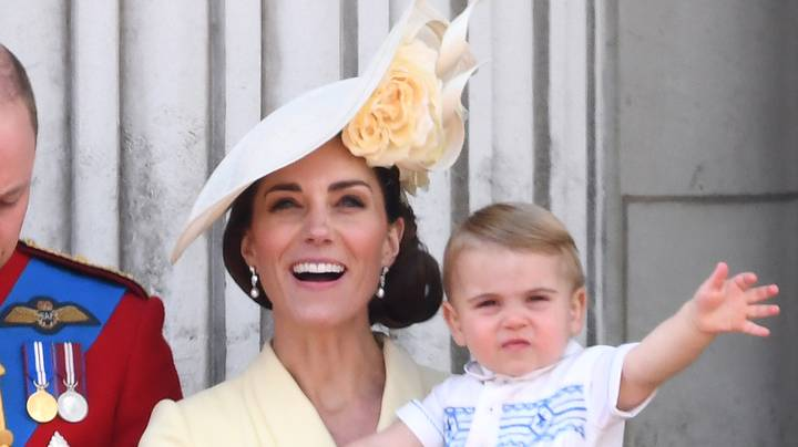 One Of Prince Louis' First Words Was 'Mary' - As In Mary Berry