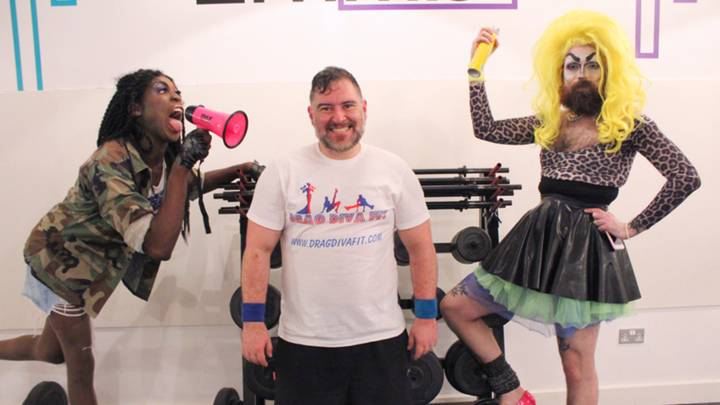 You Can Now Take Drag Queen Exercise Classes And RuPaul Would Be Proud