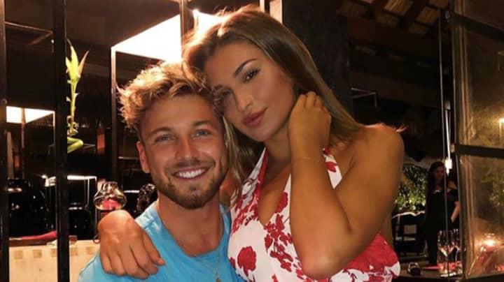 Zara McDermott Apologises To Sam Thompson For Cheating