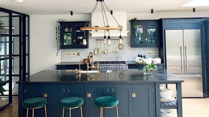 Woman Transforms Run Down 1930s House Into Stunning Family Home