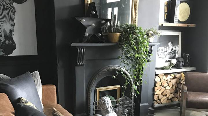 Mum Renovates Her Whole Home Using Items From Tips And Skips