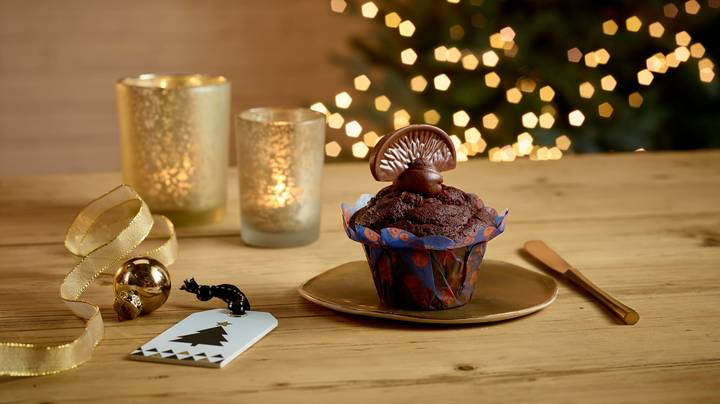 Costa's Christmas Range Is Here And It Includes A Terry's Chocolate Orange Muffin
