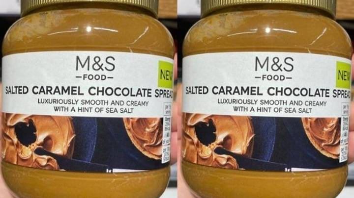 M&S Has Launched Salted Caramel Chocolate Spread And 2020 Is Saved