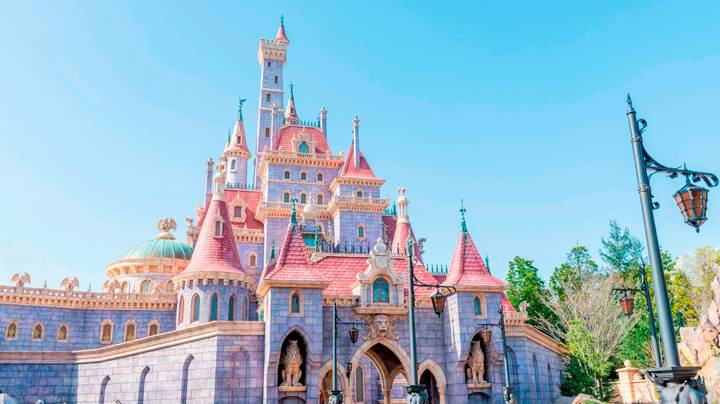Disneyland Tokyo's Beauty And The Beast Is Now Open