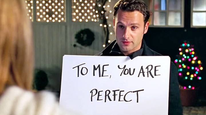 People Are Only Just Realising Rick From The Walking Dead Is The Sign Guy In Love Actually