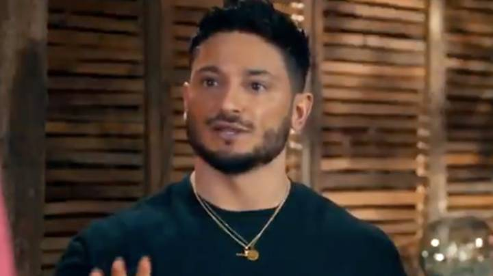 Made In Chelsea: Moment Rez Is Confronted After Sending 'Flirty' Messages To Verity