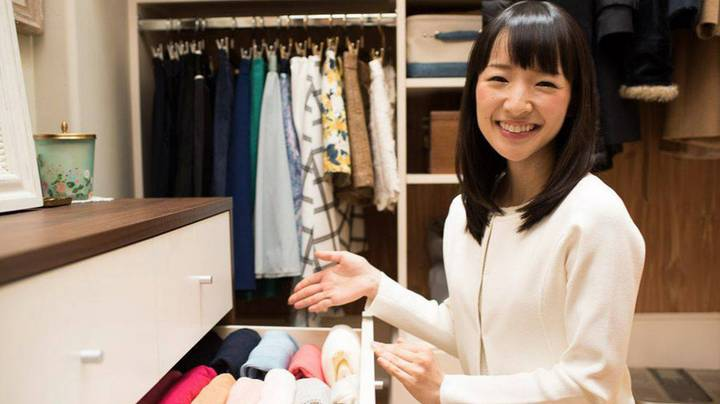 Marie Kondo Is Bringing Her Tidying Genius to Netflix— Here's What We Know