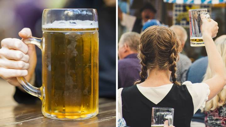 British Pubs Could Introduce German-Style Steins To Help With Social Distancing