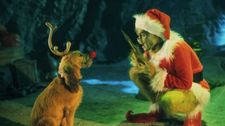 This Dark Grinch Fan Theory Reveals Where Max The Dog Came From