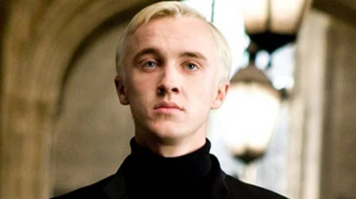 Draco Malfoy Is Only In 31 Minutes Of 'Harry Potter' And It's Blowing Fans' Minds