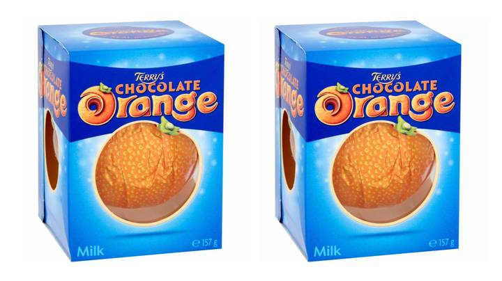 Woman Holds World Record For Fastest Time To Eat A Chocolate Orange