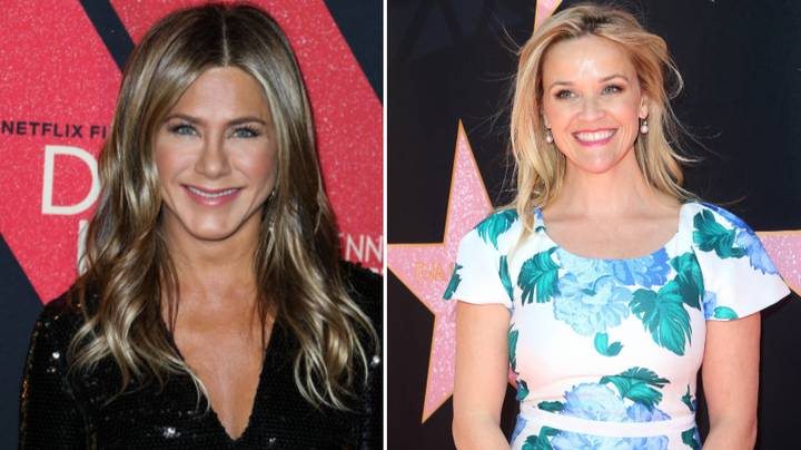 First Look At Jennifer Aniston And Reese Witherspoon's New TV Show