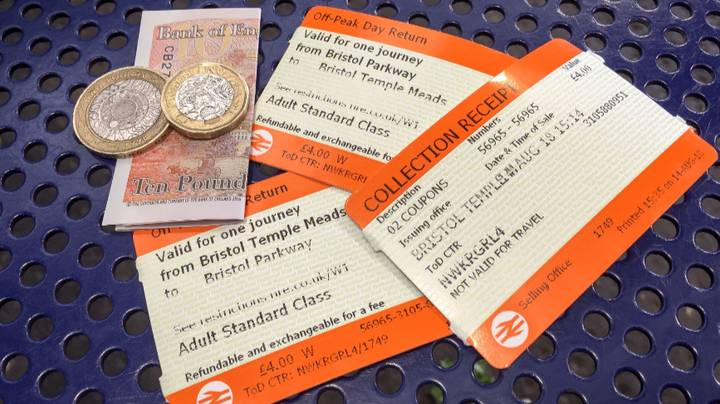 You Can Now Claim Hundreds Of Pounds Back For Unused Train Tickets And Season Tickets